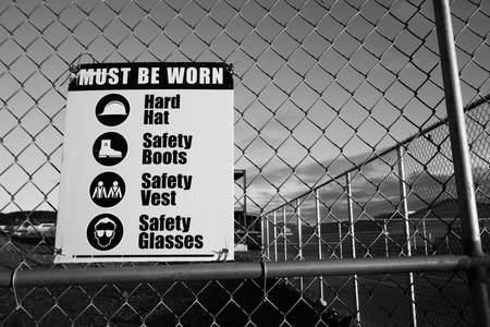 48435105-site-safety-signs-construction-site-for-health-and-safety-black-and-white-style-